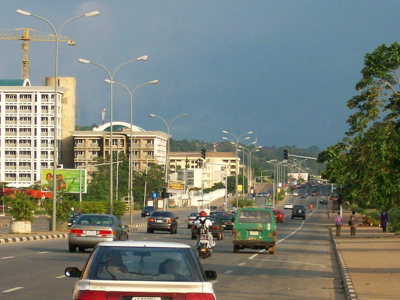 Нигерия город абуджа фотографии