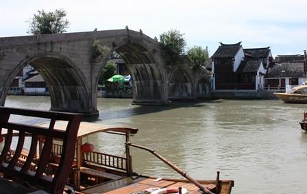 江南水鄉的舊時今日…