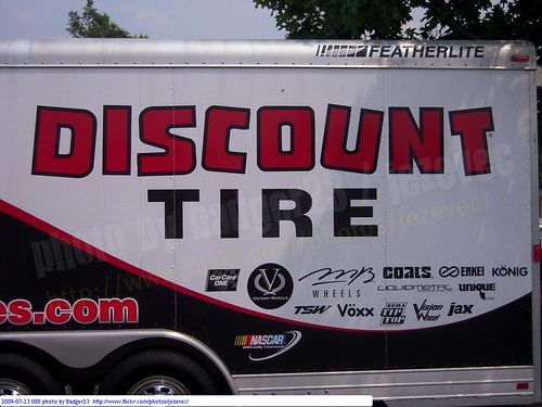 discount tire nascar. 6 David Ragan Ford Fusion Discount Tire (Nationwide Series) 2009-07-23