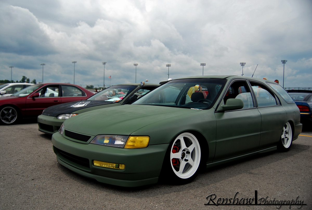 C C Ae O on 93 Honda Civic Wagon