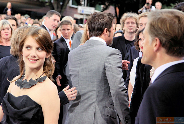 IMG_8693 Melanie Laurent - Brad Pitt by SpreePiX - Berlin