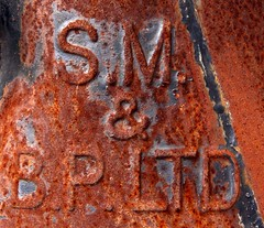 365-032 Rusting Oil Container Detail, Whatmore, Northwich (Hotpix [LRPS] Hanx for 1.5M Views) Tags: life camera old red stilllife slr club photography milk still warrington rust antique district steel group sm can photographic container oil rusting stillife bp dslr society ltd zinc churn bellhouse galvanised hotpix shellmex 365days gyca rotrossorougerood smbp smbpltd smbpsmbpltd wwwthewdccorguk thewdccorguk wdccorguk bellhouseclub