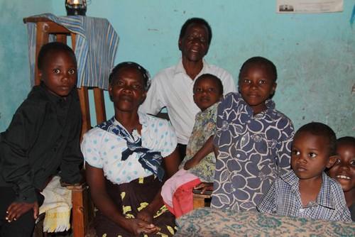 Reuben's Family