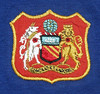 Manchester United 1948 FA Cup Final badge