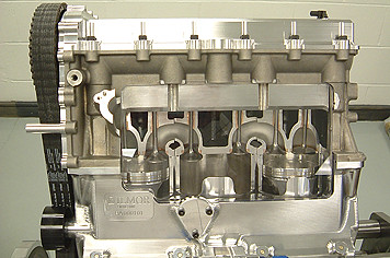 Autoalert Ilmor Engine