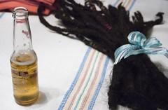 Rastas Plasta (carlos.fzz) Tags: beer cerveza dreadlock chela rastas