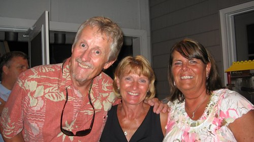 Tom Cowing, Sharon Ticknor, and Debbie Nelson