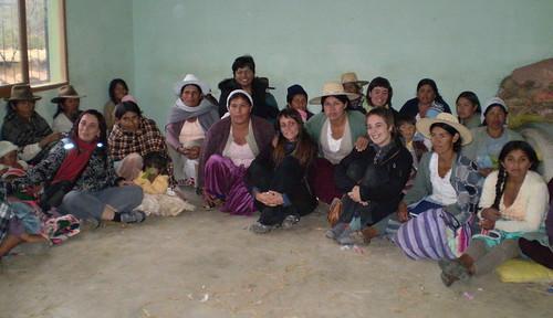 bolivia brigada