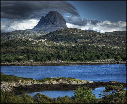 The Mighty Suilven