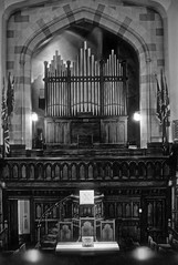 Gothic (luddite88) Tags: blackandwhite bw church architecture moody sony gothic hdr coatbridge tonemapped artizen artizenhdr sonydslr sonya300 shyland stuarthyland