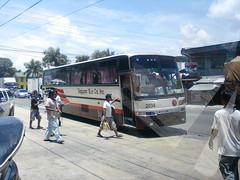 Dagupan Bus Co. Inc. 2034 (octis lcis clum) Tags: city bus market philippines replica company hino pinoy dagupan incorporated pangasinan provincial villasis dmmc rebodied lionsstar hinorf