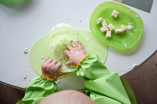 Äta med händerna