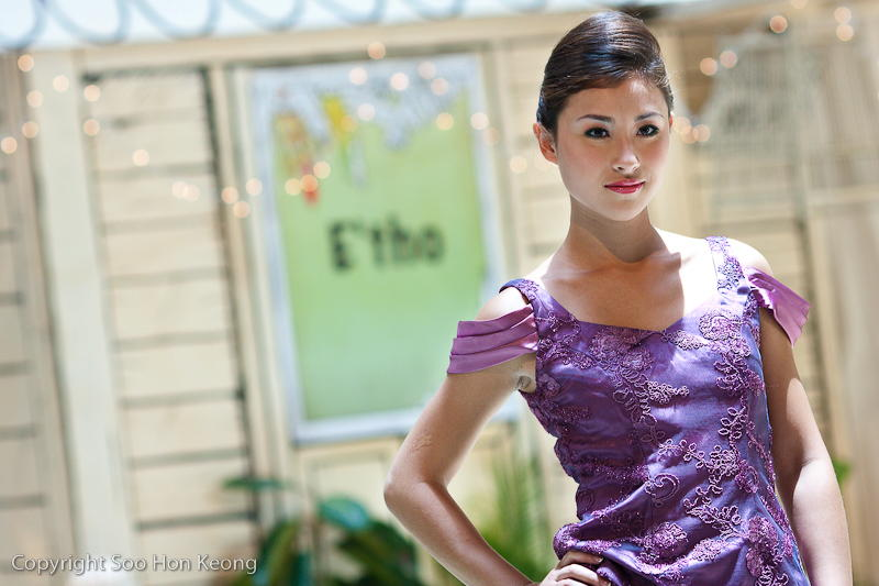 E'Tho Fashion Show @ Mid Valley, KL, Malaysia