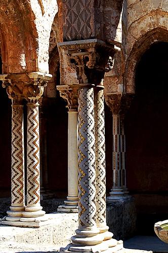 Incontro di colonne