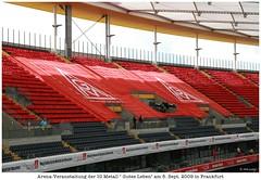 IG Metall @ Commerzbank-Arena (sualk61) Tags: rot germany deutschland politik europa europe frankfurt stadion leben labor