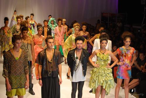 Cocó Garza Colección Primavera-Verano 2010