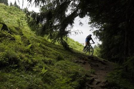 Hohe Salve - malá místa s velkými možnostmi nejen pro cyklistiku