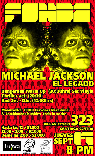 FONDA MICHAEL JACKSON 2009