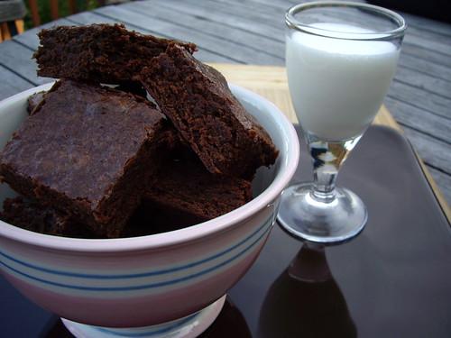 Bittersweet Brownies