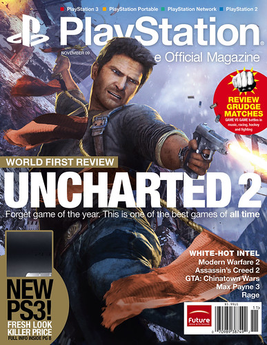 PTOM UCHARTED 2 review cover