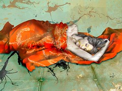 The last dream - Le Dernier Songe (vinciane.c) Tags: beauty sleep calm change quietness newera évolution