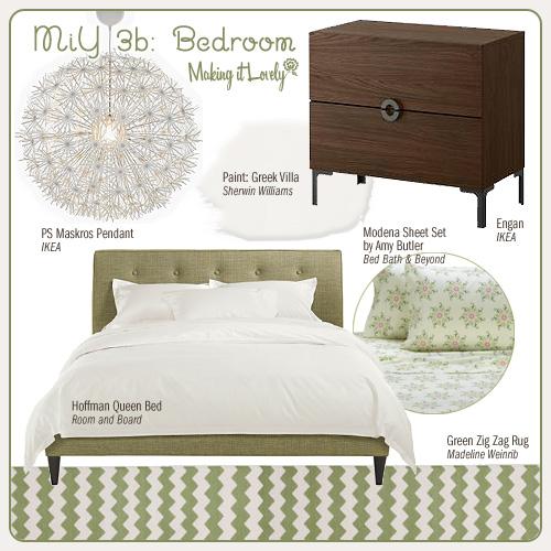 MiY 3b: Bedroom