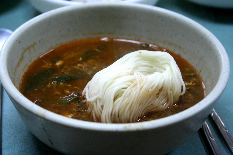 Chueotang, loach stew(4)