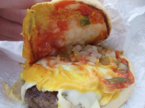 Square Burger 010