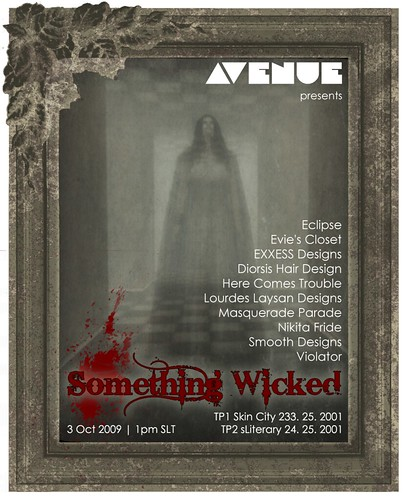 AVENUE presents...Something Wicked