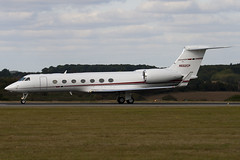 N662CP - Private - Gulfstream G550 - Luton - 091001 - Steven Gray - IMG_9806