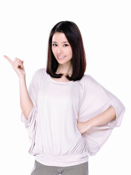 Chinese Actress Lin XinRu (Ruby Lin) - beautiful girls