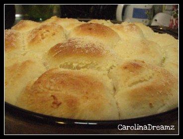 Garlic Parm Rolls
