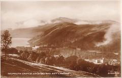 Taymouth Castle, Loch Tay & Ben Lawers