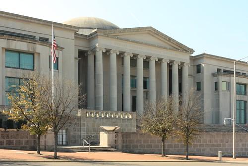 Heflin-Torbert Judicial Building