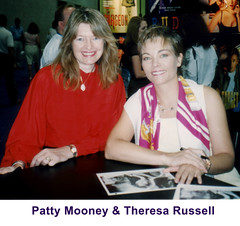 Patty Mooney and Theresa Russell