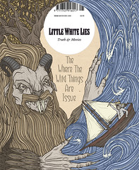 Little White Lies (Alex Woodscalp) Tags: wild white alex little maurice lies things where sendak woodhead lwl woodscalp