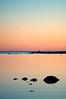 So calm here... (marcus.j) Tags: pink sunset sea sky reflection umeå calm sigma150mm superaplus aplusphoto nikond300