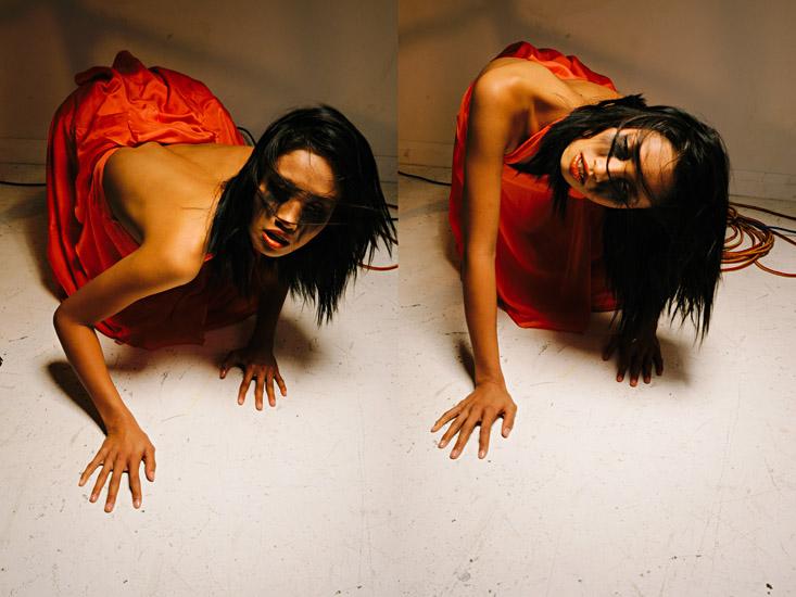 Hoàng Khánh Ngọc, Fashion Photography Studio Test, Sphinx 1&2