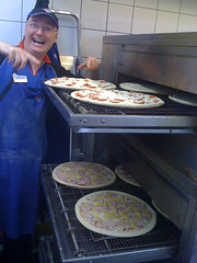 Cowley Language College Pizzas Dominos