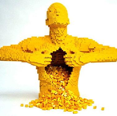 lego bust