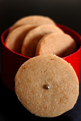 Mahlab Shortbread© by Haalo