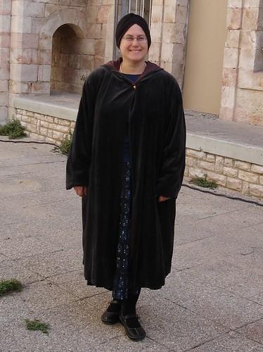As a Haredi woman