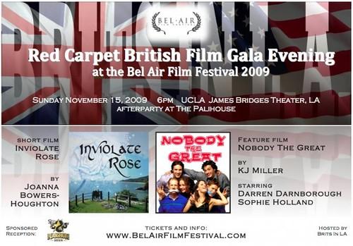 British Film Gala