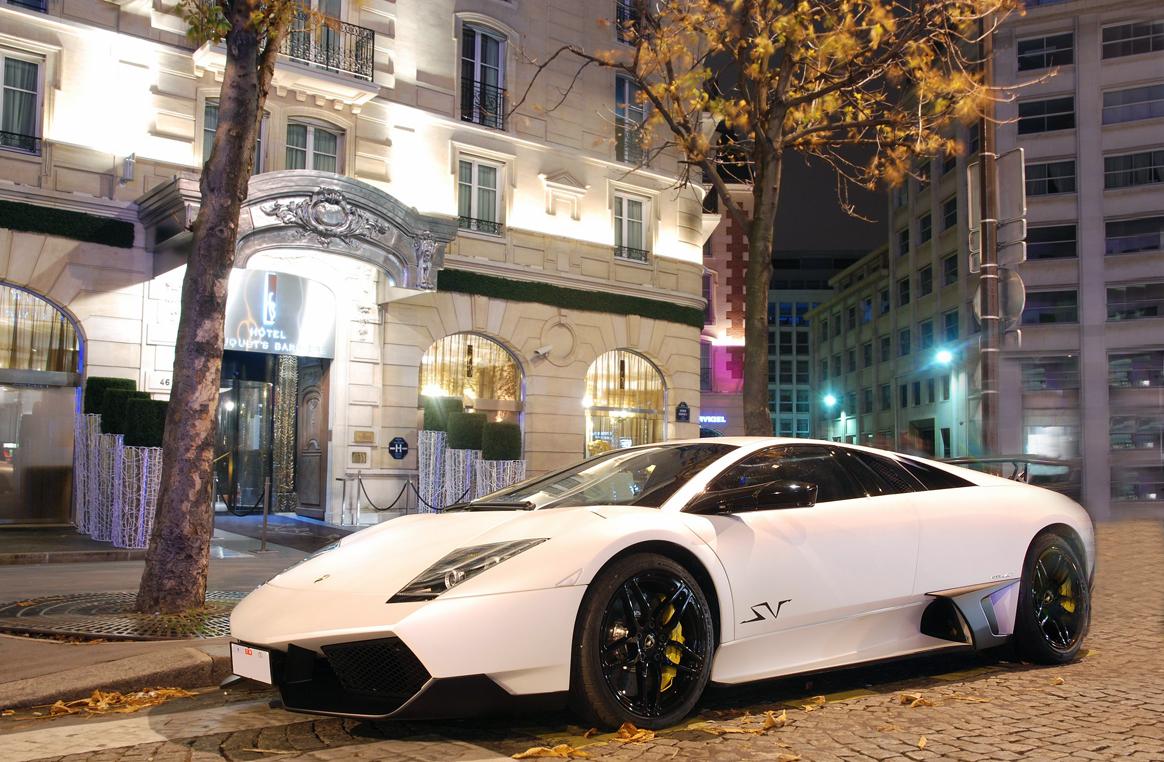Lamborghini LP670 SV. go back