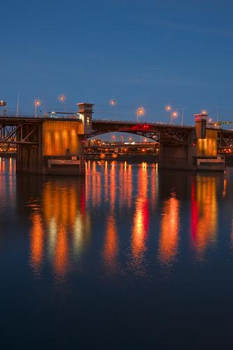 Morrison Bridge is Powered by Orange
