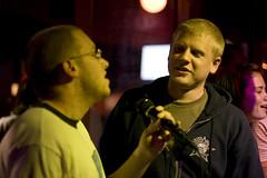 IMG_8558 (bobothemagicone) Tags: friends light bar singing good low belly karaoke times budda