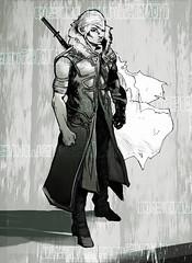 Future Samurai Concept MANGA  4   osowan  Tags art