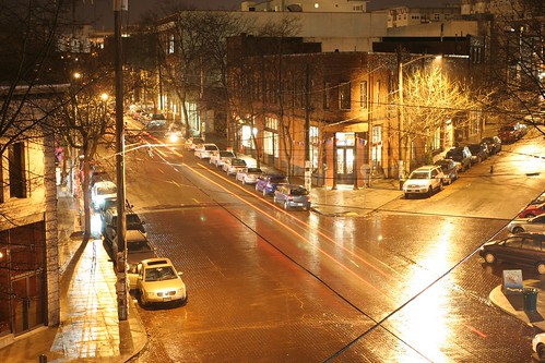 Ballard at Night