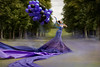 Wonderland : In Celebration of Spring (Kirsty Mitchell) Tags: girl fairytale balloons jessica surrey fantasy wonderland greatfostershotel kirstymitchell elbievaneeden ihadtodrivemycartothelocationwithalloftheseballoonsandelbieinsideit samedressfromlavendershootdyedblueinmywashingmachine