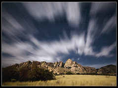 A Cochise Thanksgiving (Dan.Heacock) Tags: arizona west dan night clouds stars photography nikon long exposure whats line east climbing cochise stronghold d300 heacock danheacock thedan86